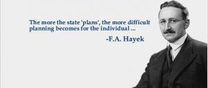 На денешен ден е роден Фридрих Хајек