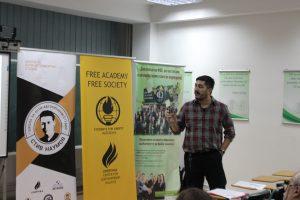 Школа за анти-авторитарни студии – предавање на Бошко Караџов