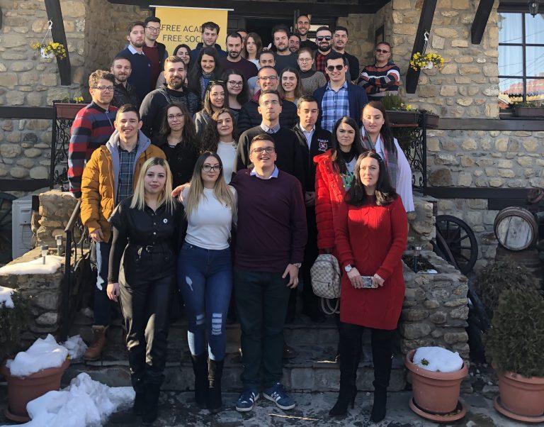 Студенти за слобода ја одржаа националната конференција – Вовед во слободарство