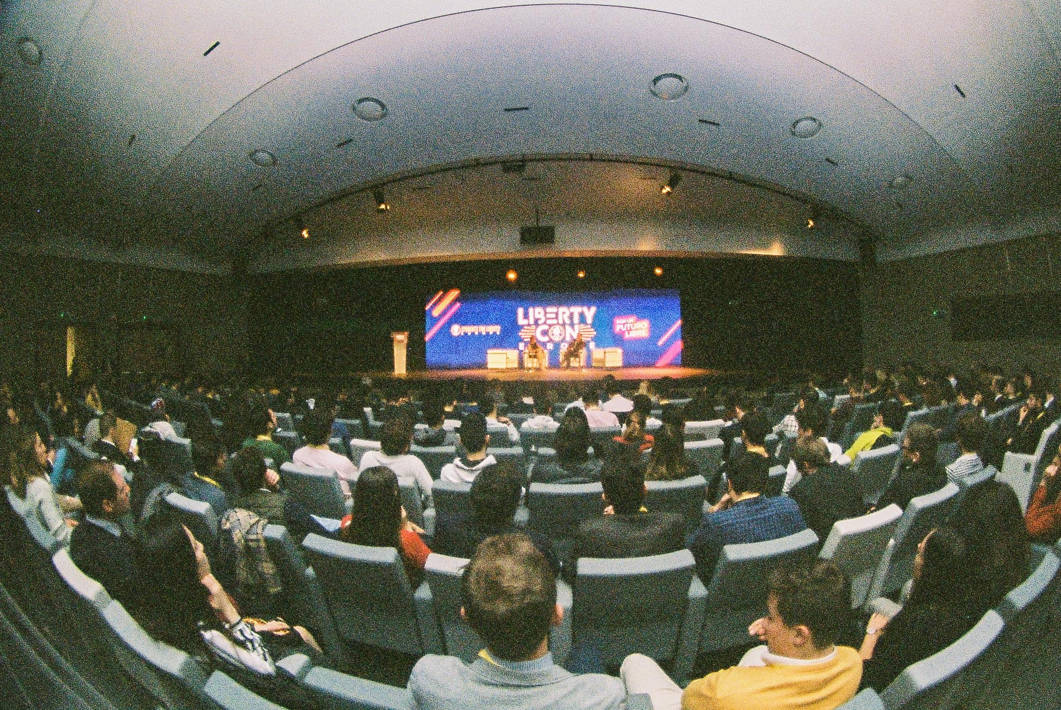"""Се одржа годишната конференција """"LibertyCon 2020"""" во Мадрид"""