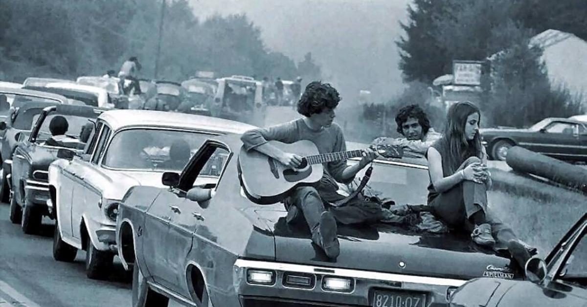 Вудсток во пандемија '69