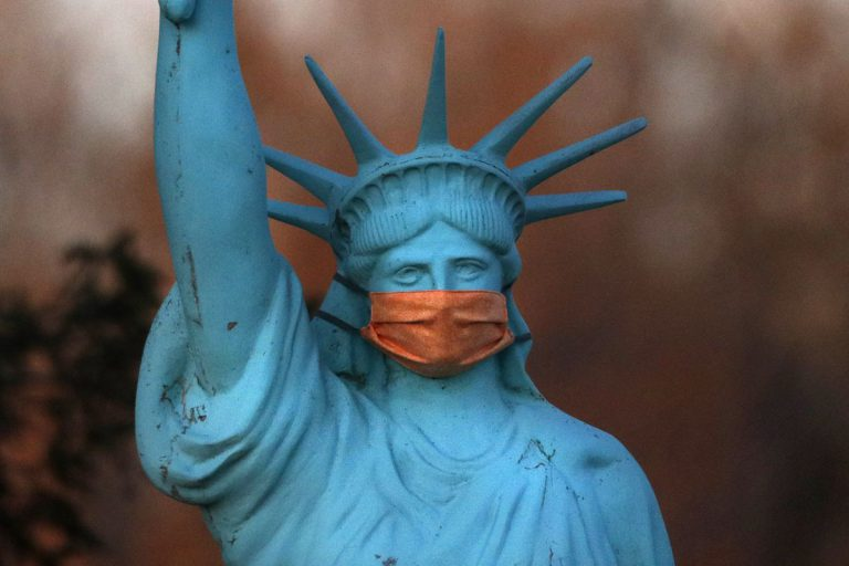 Слободата, државата и пандемиите